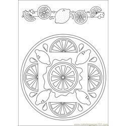 Mandalas 37 Free Coloring Page for Kids
