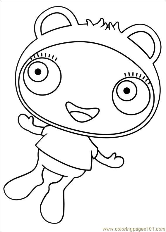 waybuloo 26 coloring page free miscellaneous coloring