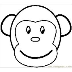 Coloring Monkey