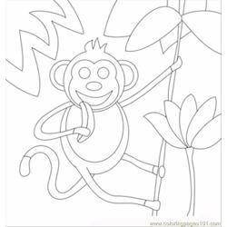 Monkey With Banana T