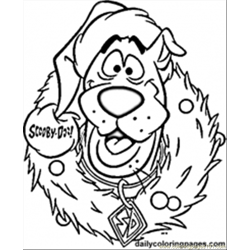 Eath Christmas Coloring Pages