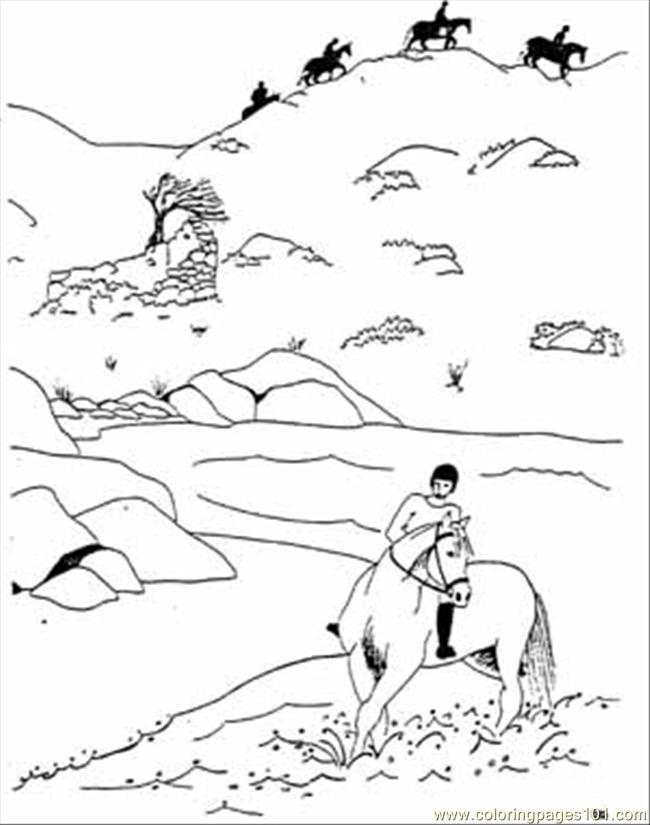 Mountaindrg Coloring Page - Free Mountain Coloring Pages ...