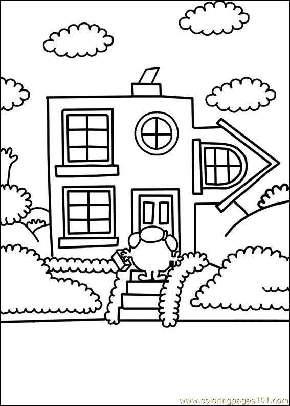 Alphabet Coloring Pages Letters U  Z  English for Kids