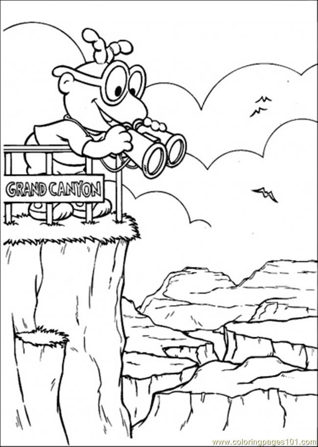 free online muppet coloring pages - photo#6