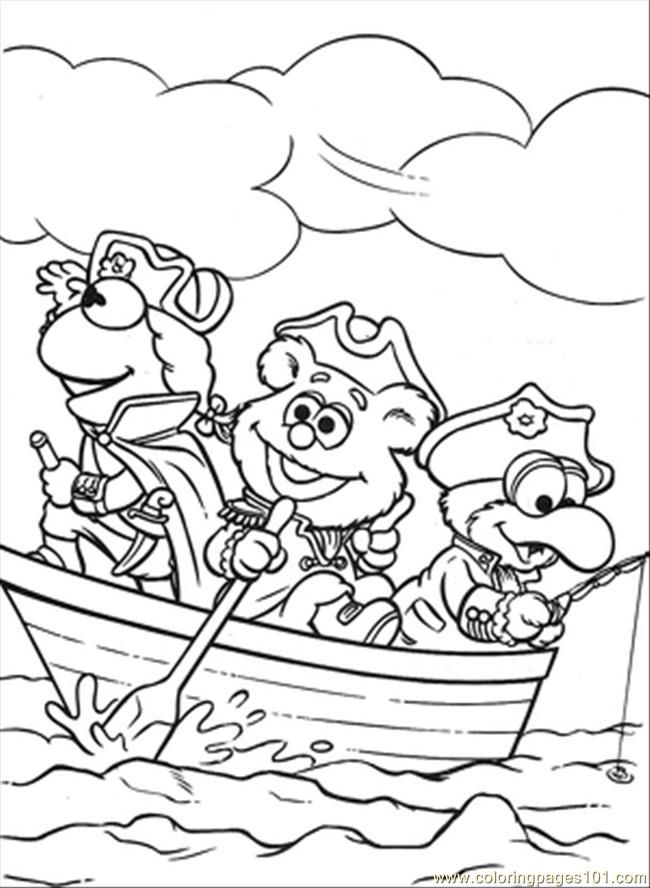 Px Delaware Coloring Page