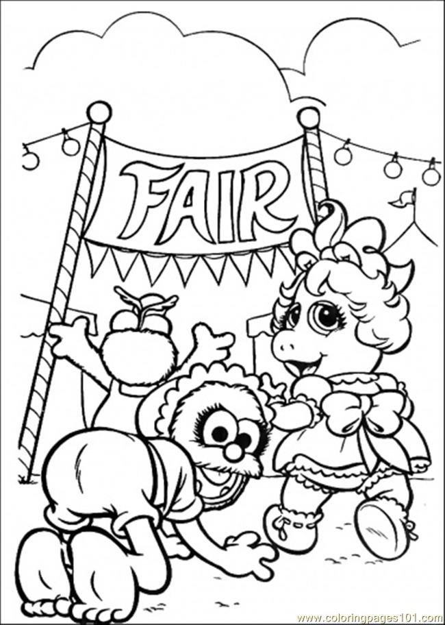 The Babies Are Win The Champion Coloring Page