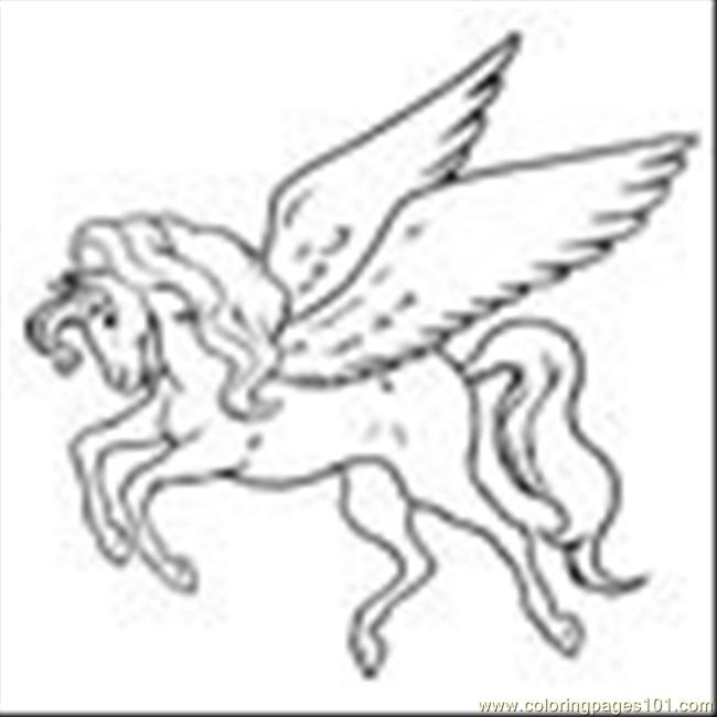 Pegasus 5a7 Coloring Page For Kids Free Mythology Printable Coloring Pages Online For Kids Coloringpages101 Com Coloring Pages For Kids