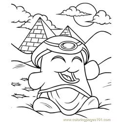 Neopets1 (47) Free Coloring Page for Kids