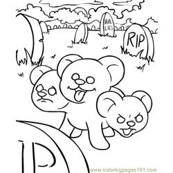 Neopets1 (48) Free Coloring Page for Kids