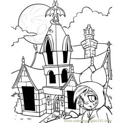 Neopets1 (52) Free Coloring Page for Kids