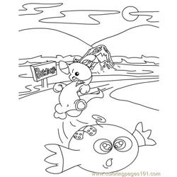 Neopets1 (54) Free Coloring Page for Kids