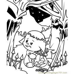 Neopets1 (5) Free Coloring Page for Kids