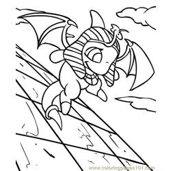 Neopets1 (61) Free Coloring Page for Kids