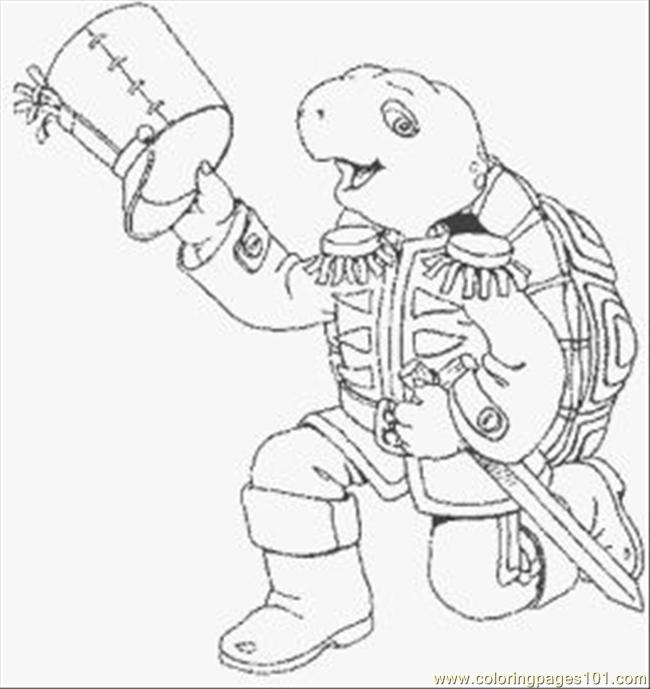 Coloring Online Ninja Turtle : E turtle coloring pages med page free teenage