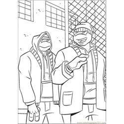 Two Tmnt Use Jacket