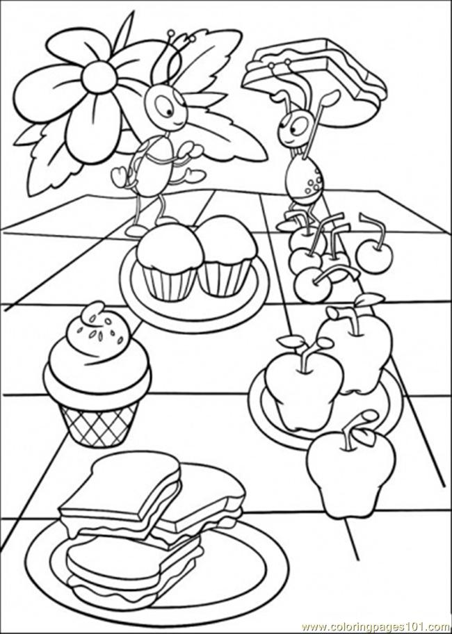 Noddy And Friends 11 Coloring Page