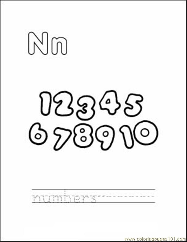 Colorn5 Coloring Page
