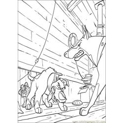 Oliver40 coloring page