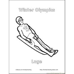 98 Olympiccolor7 Free Coloring Page for Kids