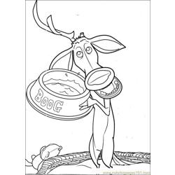 Open Season 06 Free Coloring Page for Kids