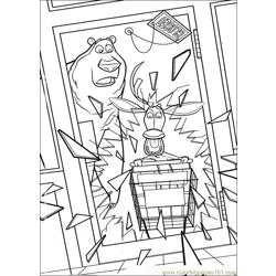 Open Season 08 coloring page