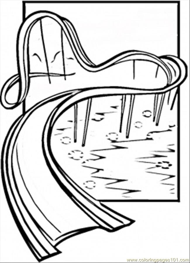 Amusement park coloring page free others coloring pages for Park coloring pages