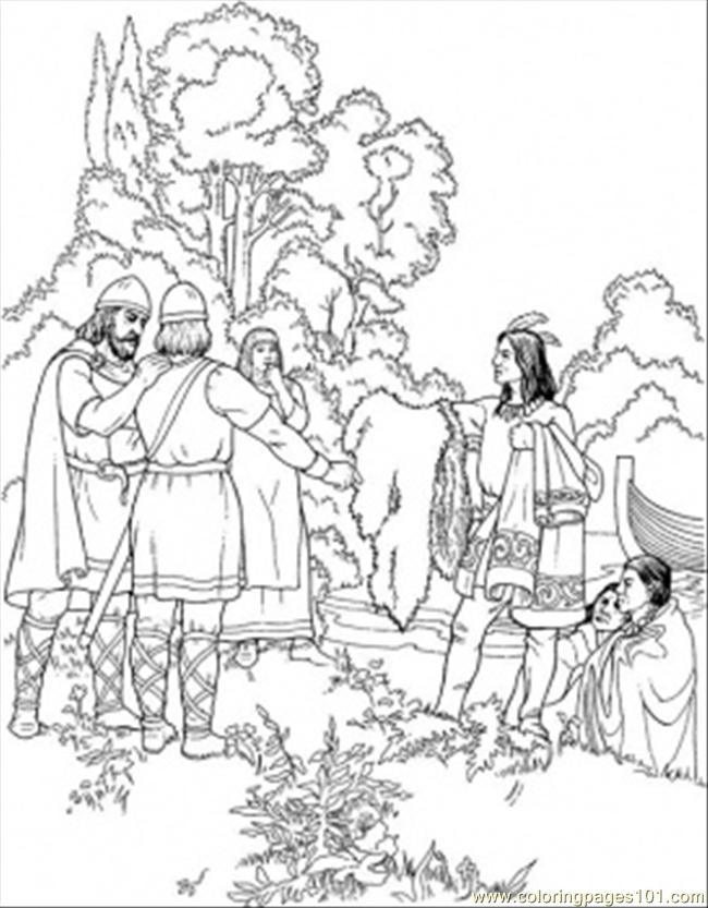 The Widow's Offering (Mark 12:41-44) coloring page | Free Printable Coloring  Pages | 833x650