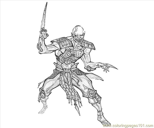 Baraka Cartoon Coloring Page Free Others Coloring Pages