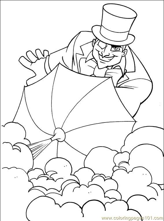 Dc comics 009 4 coloring page free others coloring for Dc universe coloring pages
