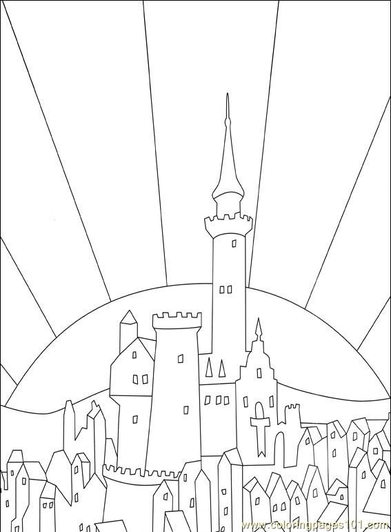 The tale of Despereaux coloring pages on Coloring-Book.info | 771x567