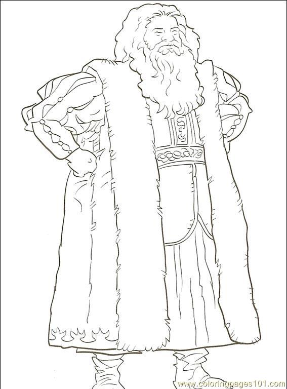 Narnia 001 8 Coloring Page
