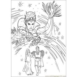 Enchanted Coloring Pages (10)