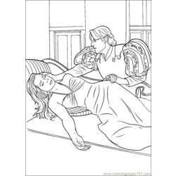 Enchanted Coloring Pages (11)