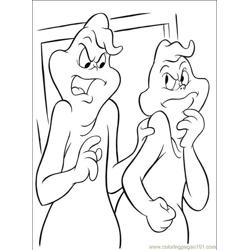 Ghost laughing