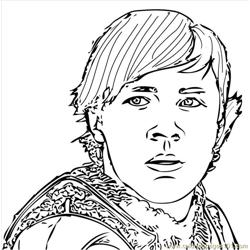 Coloriage De Edmund Pevensie Source 2kpa8