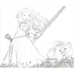 Merida Bear Bw