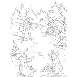 More Others Coloring Pages Narnia 001 1