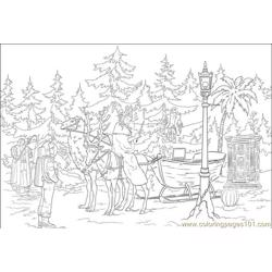 More Others Coloring Pages Narnia 001 2