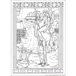 Prince Egypt 21 coloring page