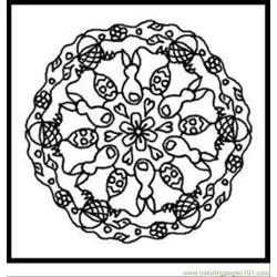 51 Rn Adult Coloring Pages 4 Med