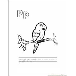 Colorp5 Free Coloring Page for Kids