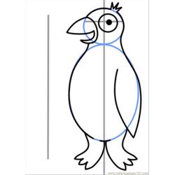 Draw Penguin Step6 Source 6gj