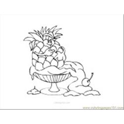 15 Ice Cream Coloring Page 21