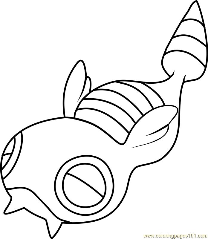 dunsparce pokemon coloring pages - photo#1