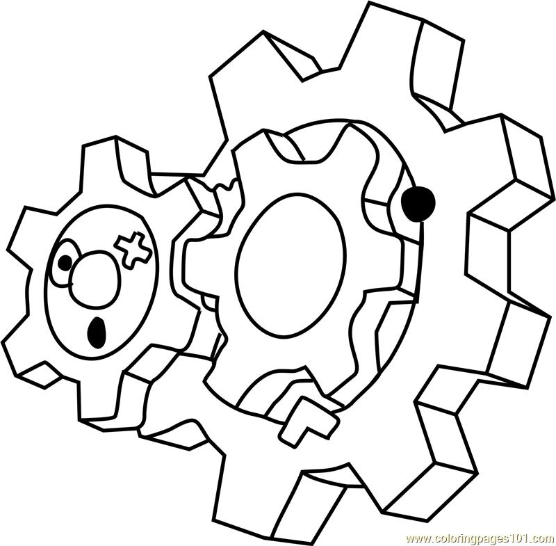 Pokemon Sandshrew coloring page : Printables for Kids – free word ... | 785x800