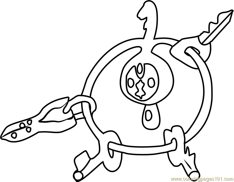 pokemon braviary coloring pages - photo#16