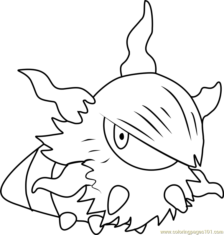 pokemon coloring pages servine pictures - photo#12
