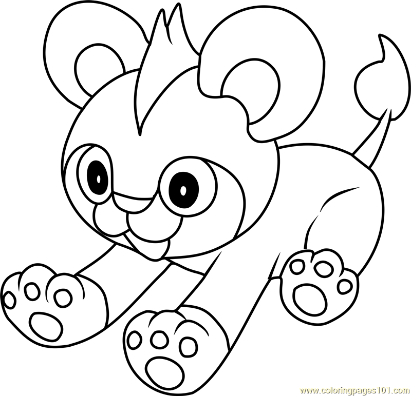 Pokemon Black And White Legendary Pokemon Coloring Pages