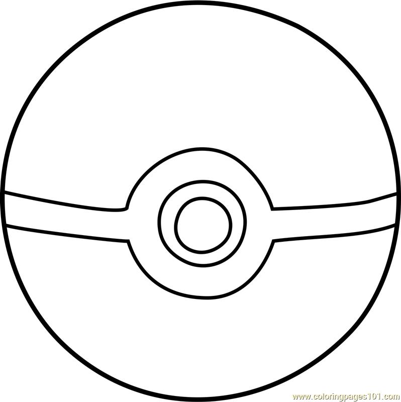 poke bal kleurplaten dibujo de pikachu para