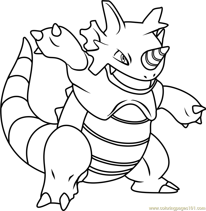pokemon braviary coloring pages - photo#32